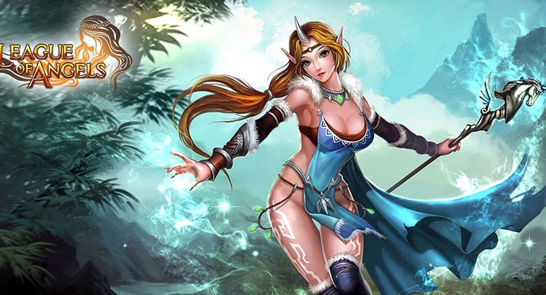 League Of Angels III: Is A Free To Play MMORPG